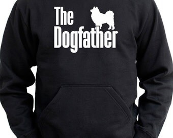 The dogfather Volpino Italiano Hoodie
