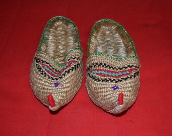 Hemp shoes, Natural shoes, Eco friendly shoes, Slip On shoes, Handmade shoes, Nepalese shoes, Hemp Sandals, Hippie shoes, 100% hemp