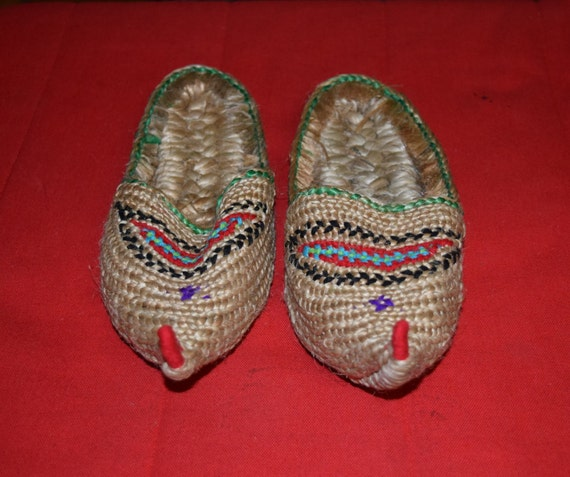 Eco Friendly Slippers: Hemp Shoes Natural Shoes Eco Friendly Shoes Slip On Shoes