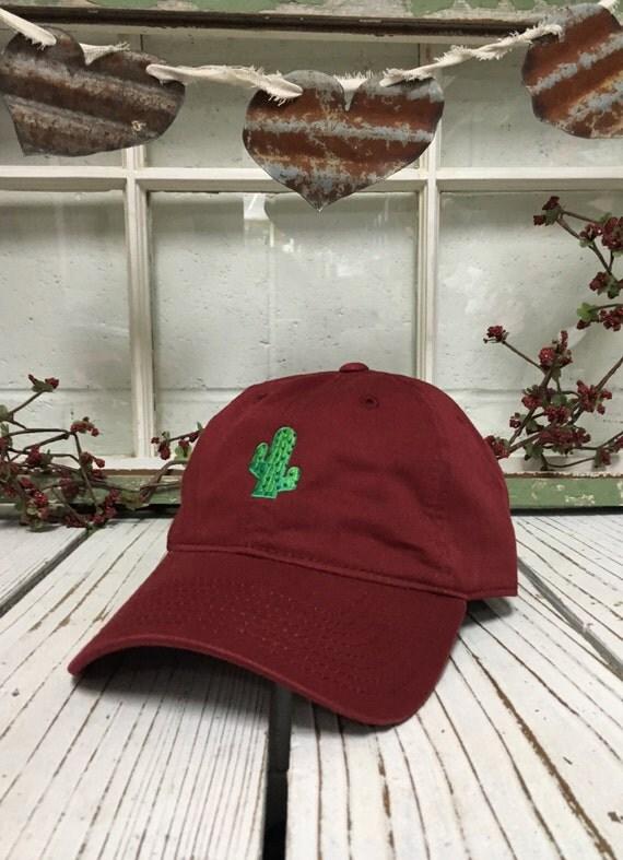 CACTUS Patch Dad Hat | Cactus Patch | Cactus Lover Hat | Cactus Embroidered Baseball Hat |Cactus Baseball Hat Dad Cap Trend |Dad Hats Tumblr