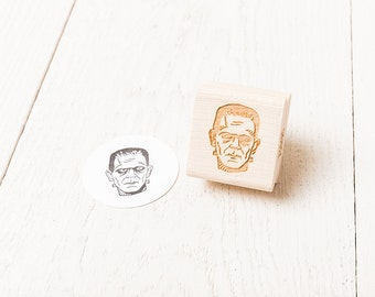 Frankenstein's Monster Rubber Stamp (Frankenstein)