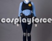 Judy Hopps Cosplay Costume mp003269