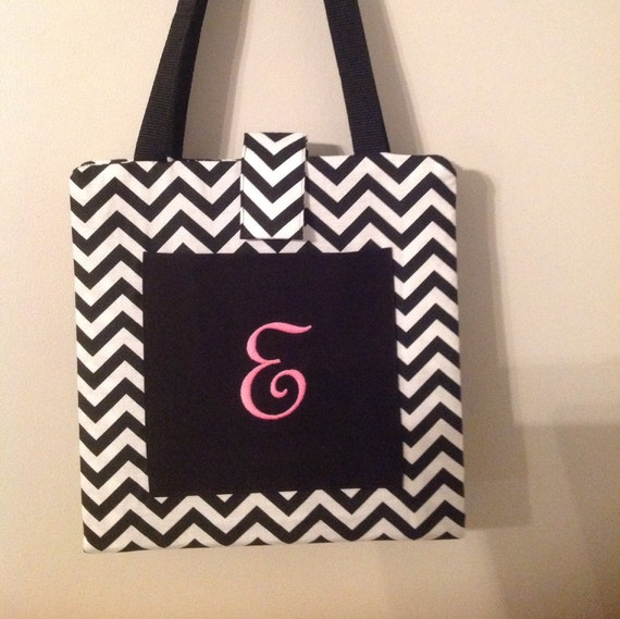 Grab N' Go Coupon Or School Binder Cover With Embroidered