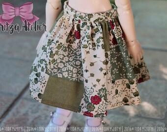 Under Knee-length Skirt for YoSD 1/6 BJD