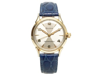 1958 Vintage Bulova Royal Clipper Automatic Watch