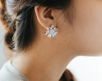 Blossom Earrings - 010200063-010200064