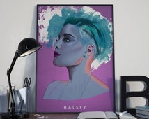 halsey single lesbian women Words hold so much power, and when a bisexual person, (and the same obviously holds true for lesbians) embraces her label for visibility and acknowledgement, it's not only helpful to the movement, but lends credibility to something that some still see as confusion or not valid here are 10 women .