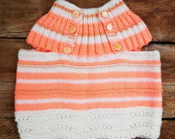Knitted Baby Vest, Knitted baby clothes, Newborn girl clothes, Baby Boutique Vest, baby girl clothes, unique baby clothes, baby cardigan