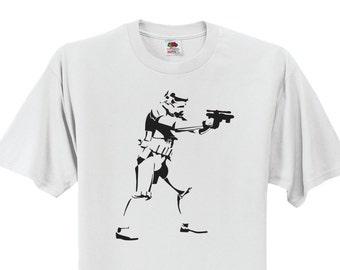 Star Wars Storm Trooper, Tee Shirt