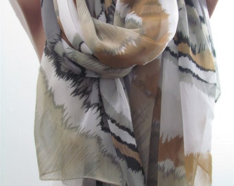 Silky Soft Scarf Oversize Cowl Scarf Infinity Scarf Women Fashion Accessories Circle Scarf Valentines Gift For Her Girlfriend Gift Wife Gift