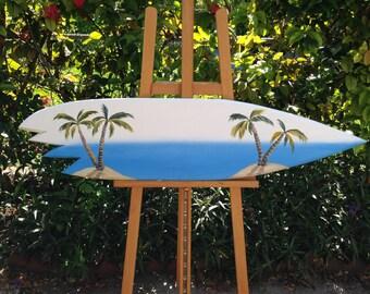 Surfboard Wedding Guest book Alternative Wood sign, Wood Blank sign, Wedding Signature Book, Surfboard Wooden Sign, Guest Book Gift Idea