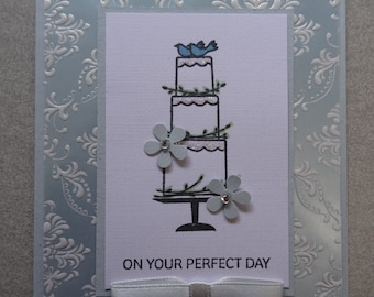 Handmade Wedding Card | Stampin Up