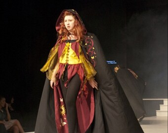 Pagan Ceremonial Cloak - 'Summer'