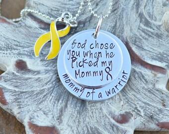 Spina Bifida Awareness Ribbon Necklace Personalized yellow Ribbon Awareness Jewelry yellow Ribbon Support gift Hydrocephalus