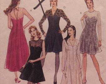 Vintage Pattern: McCall's/Fashion Basics - 7966, Sizes 12-14-16