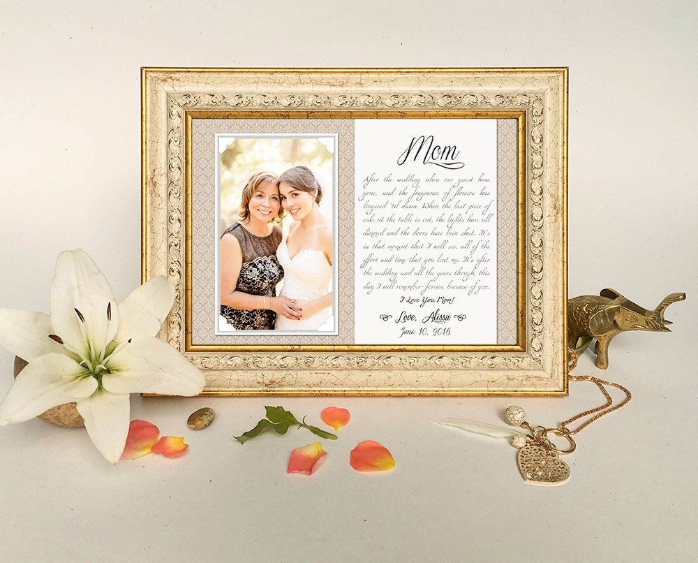 Mother Of The Bride Gift Mother Of The Groom Gift Mother Of