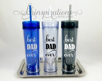 Dad Gifts, Dad Mug, Dad to be, First Fathers Day Gift, New Dad, Best Dad Ever, Gifts for Dad, Dad, Dad Tumbler, Father's Day Gifts