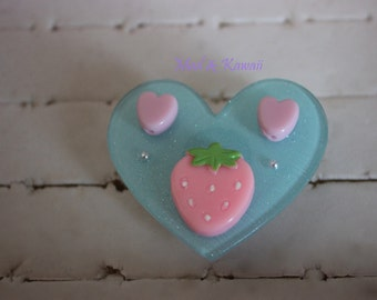 Ring Strawberry love