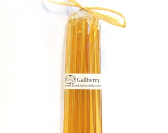 Honey Straw Gift Bag- 12 pack