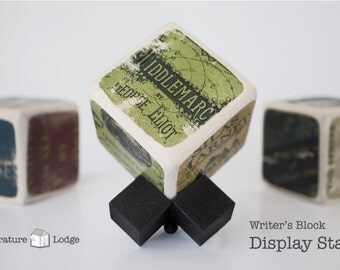 Writer's Block Display Stand