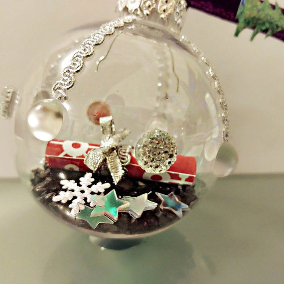 personalized christmas bauble personalized christmas