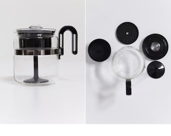 Vintage Gemco Coffee Peculator • Vintage Coffee Peculator • Vintage Coffee Brewer • Gemco B-21