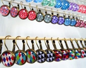 72 reasons to choose dangle earrings