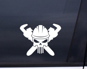 hard hat decal etsy
