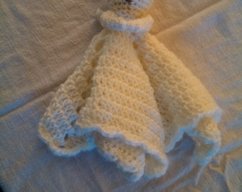 Praying Angel Child's Lovie Security Blanket