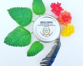 Muscle Soothe- Organic salve for sore tendons, muscles The Herbal Horse
