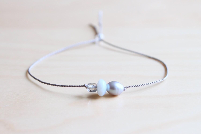 Yoga Bracelet Make A Wish Bracelet Boho Wedding Bracelet