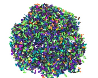 CONFETTI /// If You've Got It Haunt It Confetti /// Halloween Party decor photoshoots packaging