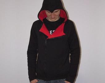 assasin inspired hoodie