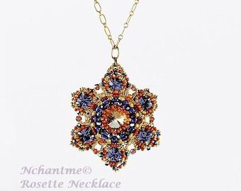 Rosette Necklace Kit