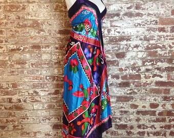 Vintage Handkerchief Dress