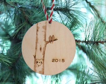 First christmas ornament married  Etsy CA
