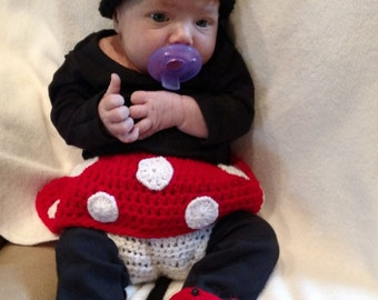 Baby MINNIE MOUSE Costume all ages available