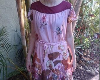 Vintage Seventies dress size 16