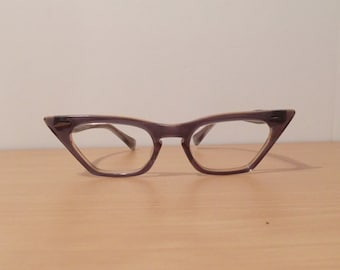 Vintage UNIVERSAL Optical Cateye Eyeglass Frames, New Old Stock, True Vintage Eyewear