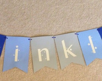 Twinkle Twinkle Little Star Baby Shower Banner