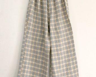 Vintage 80s Strechy High Waist Loose Leg Fit