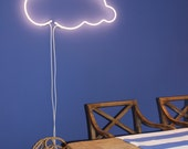 Cloud 9 - handmade neon sign inspired by Le Petit Prince by Lilly Ingenhoven