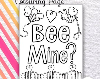 PDF PRINTABLE Colouring Coloring Page Sheet