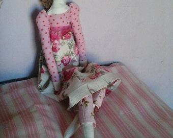 Handmade Transitional Dolls and Animals