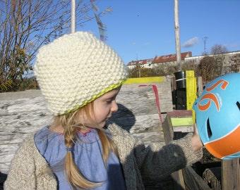 Wool hats made of 100% Merino