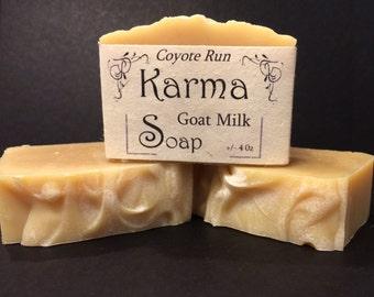 Karma Goat Milk Soap