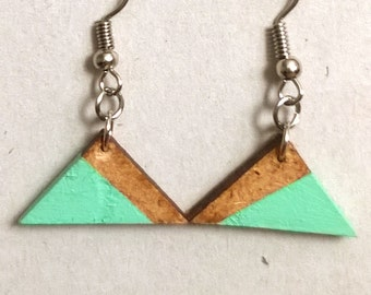 Earring Triangle (small)