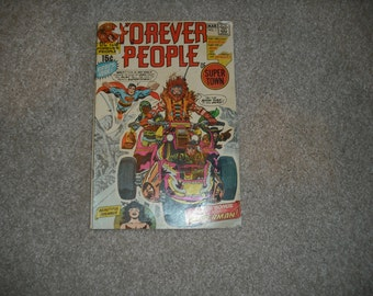 FOREVER PEOPLE  Vol #1 No #1