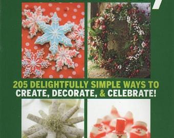 Matthew Mead's Holiday Magazine 2013, Destash Supplies