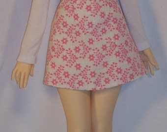 Touch of Pink * Ooak Set for Iplehouse YID Ball Jointed Doll (BJD)